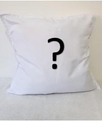 Almofada (escolha sua estampa) 0,45 x 0,45 cm (CxL)