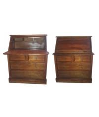 Escrivaninha de Madeira 0,86 x 0,73 x 1,05 (CxPxH)