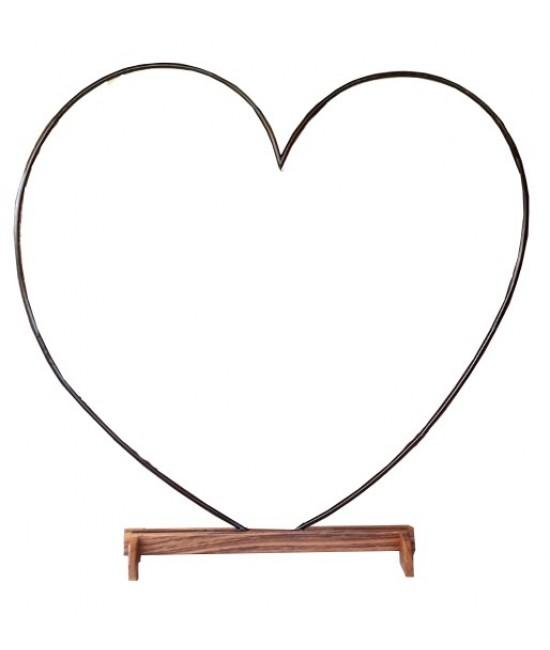 Estrura de Coração p/ Cerimonia