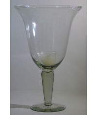 Taça Jingle Transparente Ø230mm x 345mm (DxH)
